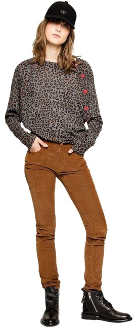 Preload https://img-static.tradesy.com/item/24396546/zadig-and-voltaire-distressed-justy-leopard-print-cashmere-grey-sweater-0-1-650-650.jpg