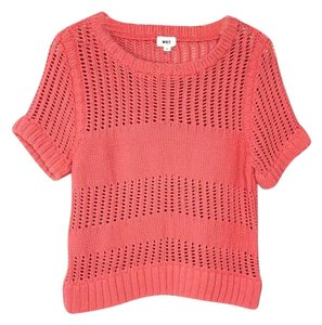 Anthropologie Cotton Knit Casual Comfortable Sweater