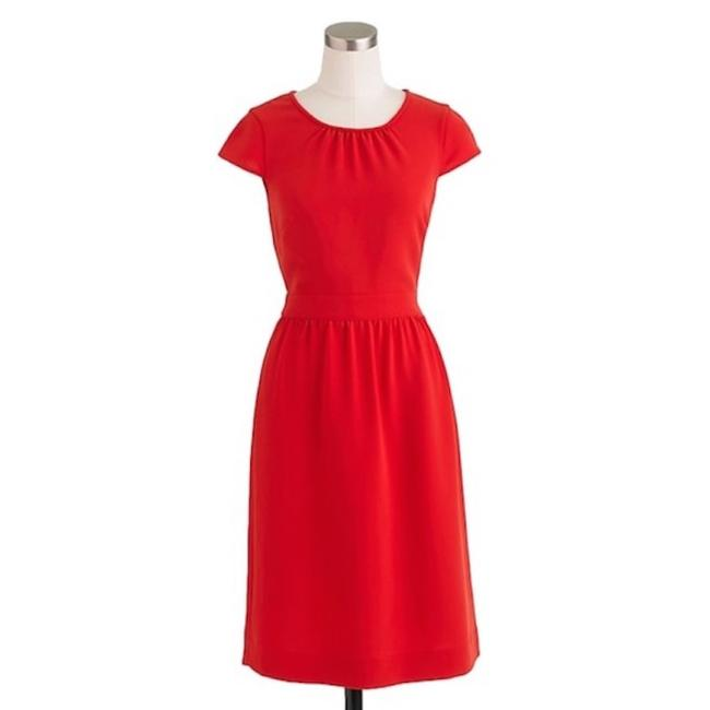 J.Crew Casual Party Classic Comfortable Dress Image 2