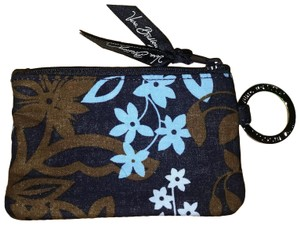 Vera Bradley zip id and lanyard in Java floral