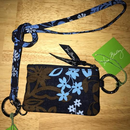 Vera Bradley zip id and lanyard in Java floral Image 2
