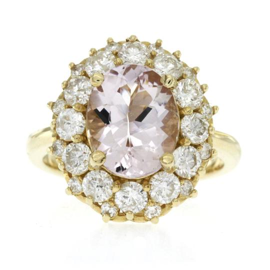 Preload https://img-static.tradesy.com/item/24396728/320-ct-morganite-and-186-ct-diamonds-in-14k-yellow-gold-cocktail-ring-0-0-540-540.jpg