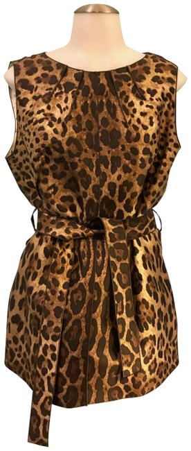 Preload https://img-static.tradesy.com/item/24396803/dolce-and-gabbana-leopard-print-silk-belted-short-night-out-dress-size-10-m-0-1-650-650.jpg
