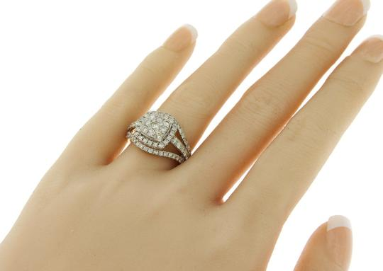 Unknown 1.38 CT Natural Diamonds G SI1 in 14K Yellow Gold Engagement Ring Image 3