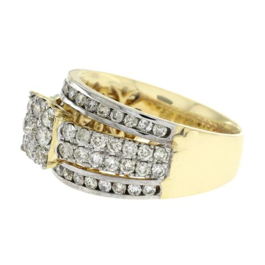 Unknown 1.47 CT Natural Diamonds G SI1 in 14K Yellow Gold Engagement Ring Image 1