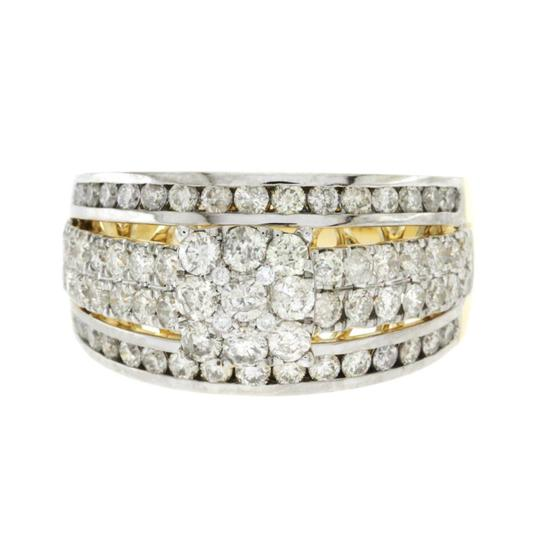 Unknown 1.47 CT Natural Diamonds G SI1 in 14K Yellow Gold Engagement Ring Image 5