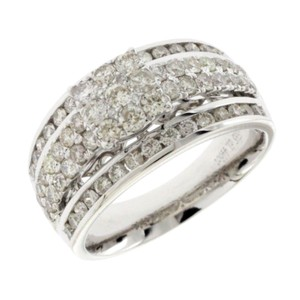 Unknown 1.44 CT Natural Diamonds G SI1 in 14K White Gold Engagement Ring