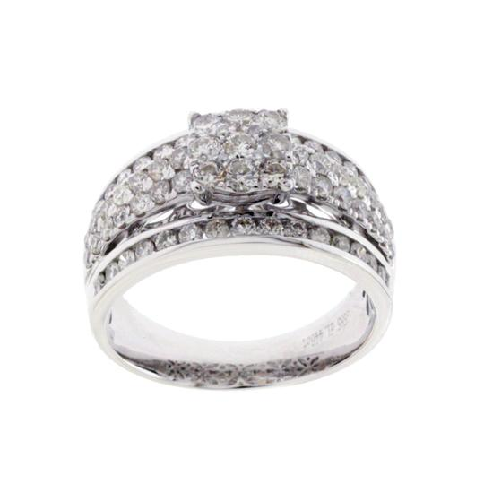 Unknown 1.44 CT Natural Diamonds G SI1 in 14K White Gold Engagement Ring Image 1