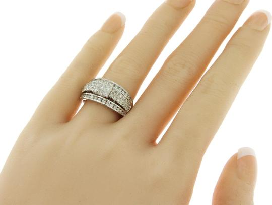 Unknown 1.44 CT Natural Diamonds G SI1 in 14K White Gold Engagement Ring Image 2
