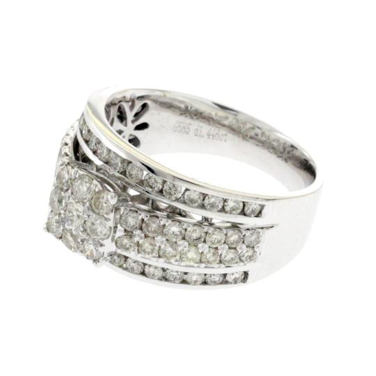 Unknown 1.44 CT Natural Diamonds G SI1 in 14K White Gold Engagement Ring Image 3