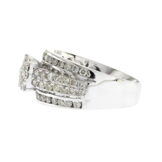 Unknown 1.44 CT Natural Diamonds G SI1 in 14K White Gold Engagement Ring Image 6