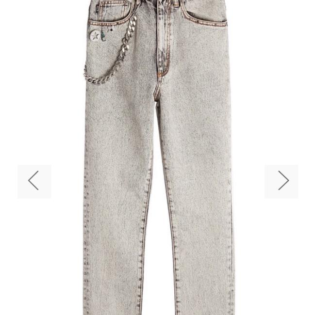 Marc Jacobs Straight Leg Jeans-Distressed Image 1