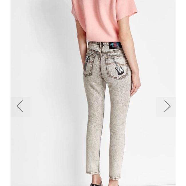 Marc Jacobs Straight Leg Jeans-Distressed Image 2