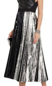 Proenza Schouler Skirt Black and Silver