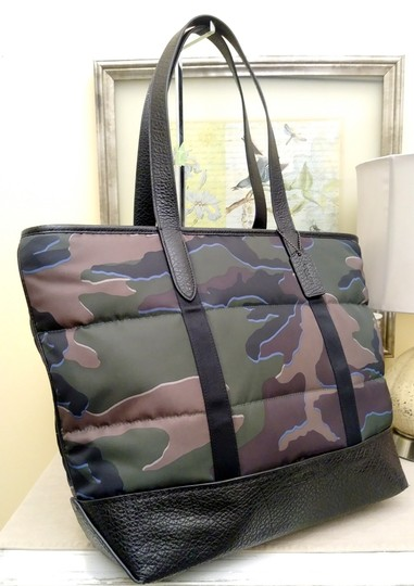 Coach Tote in Green Image 1