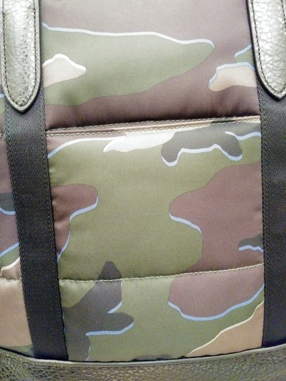 Coach Tote in Green Image 8