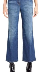 Valentino Boot Cut Jeans-Distressed