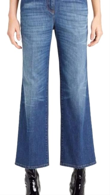 Valentino Boot Cut Jeans-Distressed Image 0