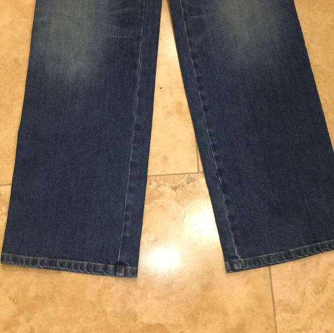 Valentino Boot Cut Jeans-Distressed Image 8