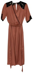 salmon pink Maxi Dress by Who What Wear x Target