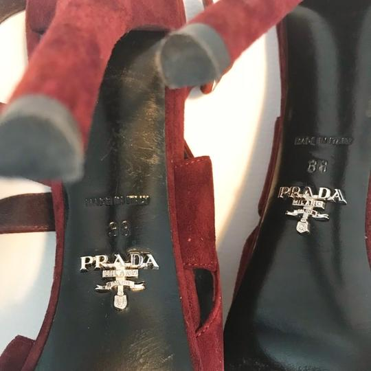 Prada Purple Pumps Image 5