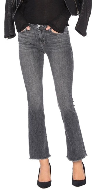 Item - Grey Le Boot Aubry Capri/Cropped Jeans Size 31 (6, M)