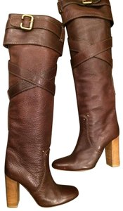 Chloé Prince Brown Boots