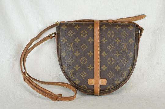 Louis Vuitton Cartouchiere Monogram Cross Body Bag Image 10