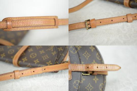 Louis Vuitton Cartouchiere Monogram Cross Body Bag Image 3