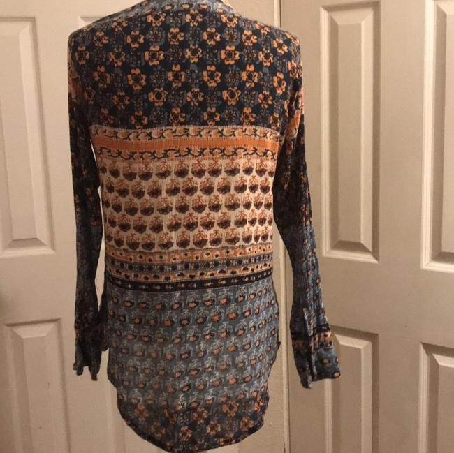 Free People Button Down Shirt multi Image 4