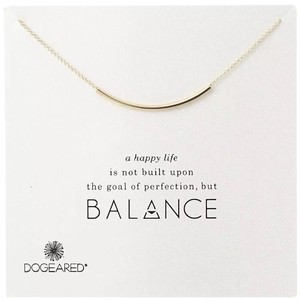 Dogeared Dogeared Balance Necklace
