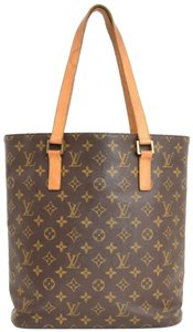Louis Vuitton Luco Vavin Neverfull Babylone All In Tote in Brown