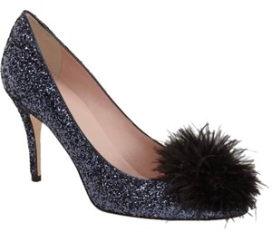 Kate Spade Midnight Navy Blue Pumps