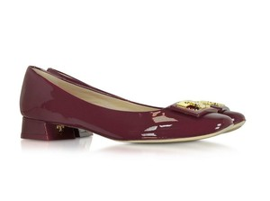 Tory Burch Port Burgundy red Pumps