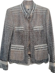 STRENESSE Light blu,brown, taupe multicolor Jacket