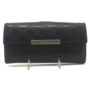Gucci Gucci GG Signature Long Wallet