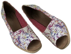 TOMS Multicolor Wedges