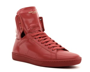 Saint Laurent Red Athletic
