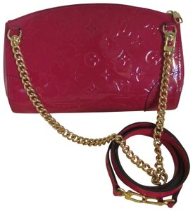 Louis Vuitton Santa Monica Pochette Vernis Shoulder Bag