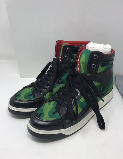 Prada green black Athletic Image 10
