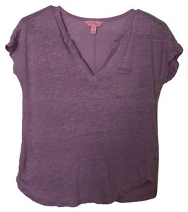 Lilly Pulitzer T Shirt Lilac