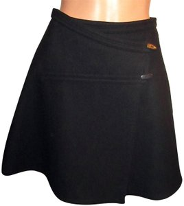Claude Montana Mini Skirt Black