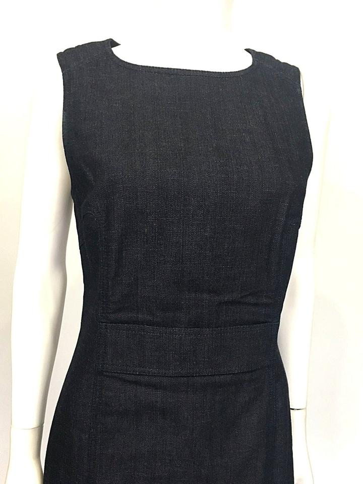 1ded2a5a6929 Rachel Roy Dark Denim Signature Collection Sleeveless In Jean Mid ...