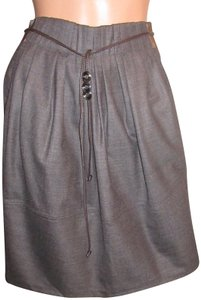 Gunex Skirt Taupe (Brown)