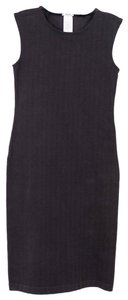 Wolford Sleeveless Fitted Cotton/Nylon Dress