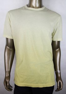 Gucci Yellow Hysteria Jersey Shaded Cotton Crest T-shirt 2xl 369221 7463 Shirt