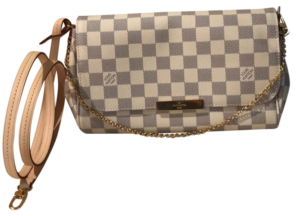 1350a9b9a6f78 Louis Vuitton Favorite Favorite Mm Favorite Felicie Cross Body Bag Image 0  ...