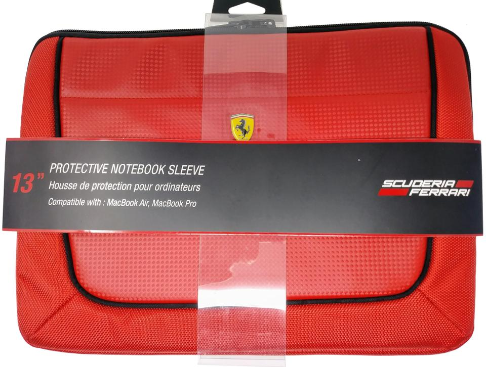 Ferrari Water-resistant High Quality Nylon Polyester Laptop Bag ... a067d4bab04e5