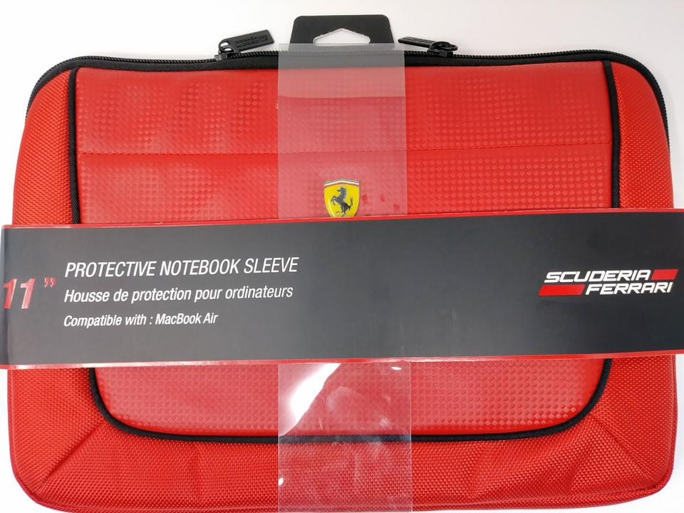 Ferrari Water-resistant Polyester High Quality Nylon Laptop Bag. 12345 be971a9f69445