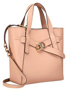 d3a1089ce784 Tory Burch Gemini Link Small Ivory Tote in Perfect Sand